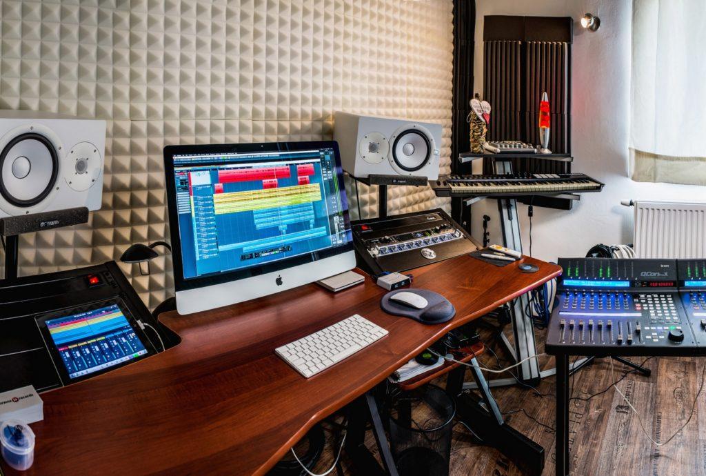 nahrávací studio Olomouc